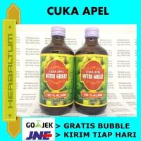 Cuka Apel Halal - Apple Cider Vinegar Herbal