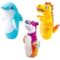 INTEX Mainan Anak 3-D Bop Bags 44669