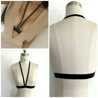 PAKAIAN WANITA // R80 aksesoris lingerie baju kantor sexy kostum line