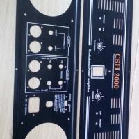 Panel power amplifier csh2000 3u csh 2000 plat