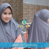 Jilbab Instan Khimar Risha Merk Piqna Harga Grosir Murah Supplier