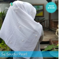 Jilbab Segi Empat Mutiara Harga Grosir Murah Supplier