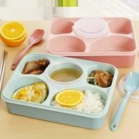 [ Yooyee ] Lunch Box | Bento | Kotak Bekal Makan