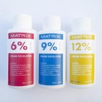 cream developer oxydant matrix 100ml