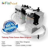 New Tabung Modif Printer Canon Pixma G1000 G2000 New Original