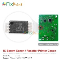 New IC Reset Counter Printer Canon G2000 T16, IC T16 Eeprom Canon