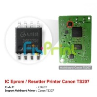 New IC Eprom Eeprom Printer Canon TS207 IC Resetter Reset Counter