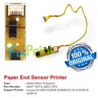New Paper End Sensor PCB Assy Printer Canon G1000 G2000 G3000 G4000