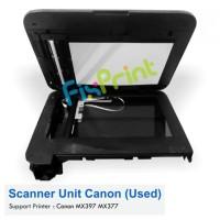 New Scanner Assy Unit Printer Canon PIXMA MX377 MX397 Head Scan MX-377