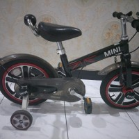 Sepeda Anak Preloved Bekas Elc Mini Cooper Lisenced not BMX