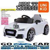 Mainan Mobil Aki Audi TT License Unikid UK638 638 SNI Import