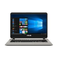 ASUS Laptop VivoBook A407UA Core i3-7020U 4GB 1TB HDD 14