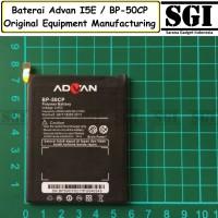 Baterai Handphone Advan i5E BP-50CP BP50CP Original Batre Batrai i 5E