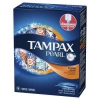 Tampax Pearl Super Plus Tampon 18 pcs