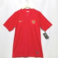 jersey timnas indonesia grade ori rasa original untuk pria dan wanita