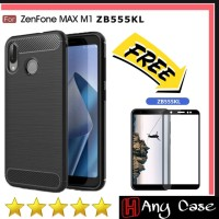 Asus Zenfone Max M1 ZB555KL Case Casing Slim Hp BackCase Cover
