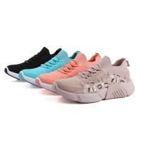 Sepatu Wanita Skechers / Sketchers Block Poppy Mark Nason