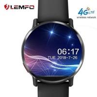 Smartwatch Lemfo Lem X Wifi 4G Waterproot Smart watch GPS LTE Android