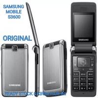 Promo New Hp Samsung Lipat S3600 3600 S 3600 Flip Original Kualitas