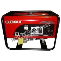 Genset 4.7 KVA. Honda elemax SH 5300 EX. Original made in japan