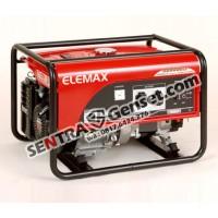 Genset 5.8 kva . Honda Elemax SH 6500 EX. original made in japan