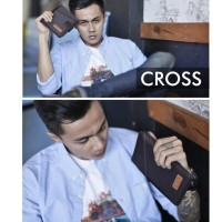 Dompet Cabs Pocket Cross Dompet HP Smartphone Android Kartu Multifun