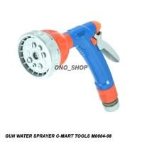 KENMASTER 7 Posisi semprotan air taman kebun hose nozzle selang Terbaru. Source .