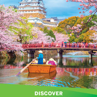 Lonely Planet's Discover Japan (Travel Guide) - Jepang
