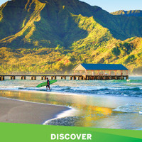 Lonely Planet's Discover Hawaii (Travel Guide)