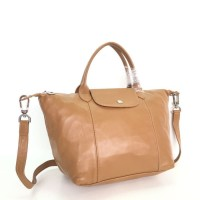 TAS LONGCHAMP ORIGINAL LE PLIAGE CUIR SMALL
