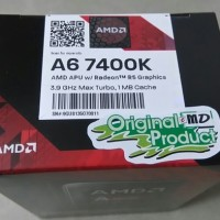 PREMIUM AMD A6-7400K Kaveri Dual-Core 3.5 GHz Socket FM2 Processor
