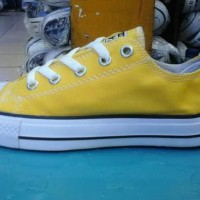 Best Collection sepatu converse murah warna kuning + dus