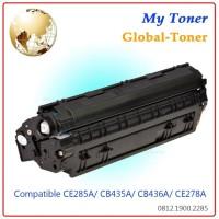 Toner Cartridge COMPATIBLE hp Ce285a 85a / printer laserjet p1102