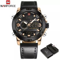 jam tangan NAVIFORCE 9097 MAN ORIGINAL