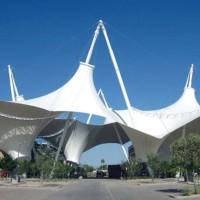 Tenda Membrane Merek Verseidag | Harga Murah