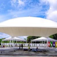 Tenda Membrane Merek Heytex | Harga Murah