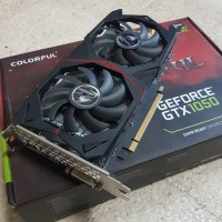 Colorful GTX 1050 OC 2GB 2nd Like New