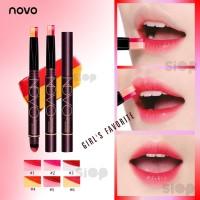 Lipstick Beauty Cosmetic Gradient Color- Lipstik Warna Gradasi