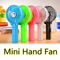 Mini Hand Fan / Kipas Lipat / Kipas Angin Portable / Kipas Genggam