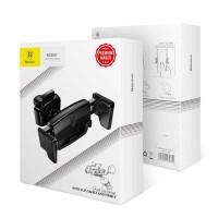 AL411 Baseus Air Vent Smartphone Car Holder Mobil - SUJXS-01