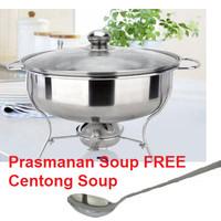 Panci Prasmanan Soup FREE Centong Soup