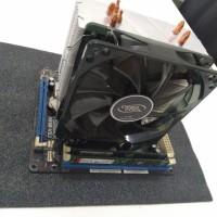 Paketan Mobo ASRock H61M VS3 + Core i5 2400 LGA 1155 + RAM 8GB DDR3