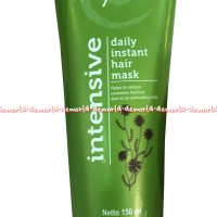 Mylea Daily Instant Hair Mask Intensif Masker Rambut My Lea 150ml