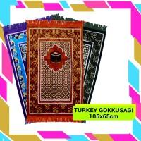 Sajadah Turkey / Turki GOKKUSAGI Besar SUPER
