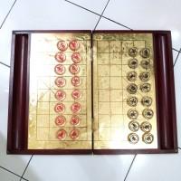PRELOVED Mahjong Kayu Asli China/Taiwan