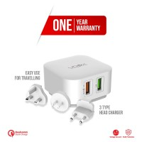 Switch Travel Charger - Home Charger - WIth Warranty UBOX