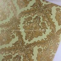 Harga wallpaper hitz wallpaper dinding batik coklat hijau | Pembandingharga.com