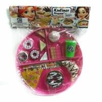Mainan Kitchenset Nampan Donat Edisi ke 2