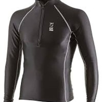 Thermocline Men's Zipped LS Top