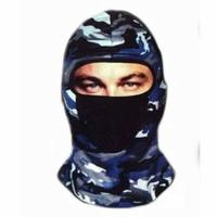 Masker / Ninja Mask Army Camuflase Loreng Masker Motor Pelindung Helm